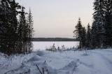 Выход к озеру Черталы