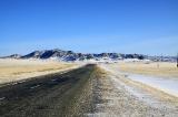 На подъезде к Усть-Кану