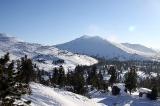 Вид на гору Тушканчик
