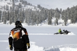 Спасение утопающего на озере Светлое
