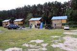 Подготовка базового лагеря