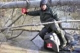 Взятие КП на реке Чёрная