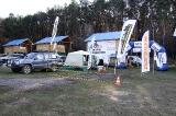 Базовый лагерь в ожидании финиша