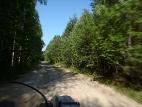 По дороге в Новоягодное