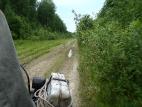 По дороге от Князевки