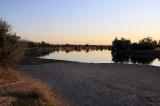 Место стоянки на реке Чу
