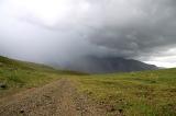 На перевале Кокбель