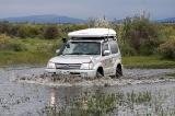 На подъезде к озеру Иссык-Куль