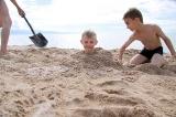 Развлечения на песке