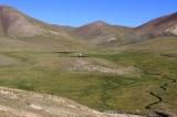 Юрта кыргызских кочевников