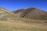 На перевале Каракичи (3380 м)