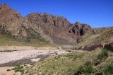 В ущелье реки Каракичи