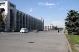 В центре Бишкека