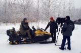 Интервью местному телевидению