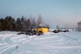 Лагерь на озере Тегус-Лор