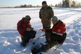 Рыбалка на озере Тегус-Лор