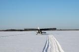 Самолёт с большой земли