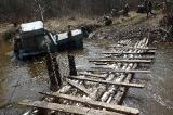 На реке Кыртау