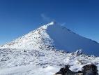 Одна из вершин горы Двуглавая