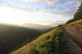 На подъезде к перевалу Кату-Ярык