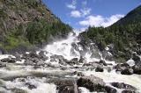 Чульчинские водопады