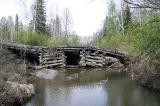 Старинный мост через реку Куяры