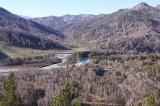 Долина рек Чарыш и Белая