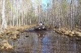 Дорога к озеру Куйлутова