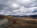 Дорога к перевалу Тёплый ключ