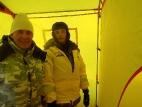 В нашей палатке