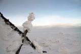 На вершине горы Большой Таскыл