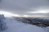 На спуске с горы