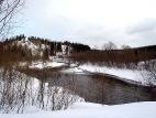 Река Большой Кундат