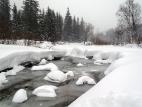 На реке Казанка