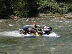 На реке Куба