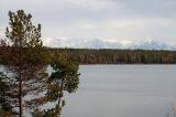 На озере Баканы