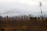 Горы Северо-Муйского хребта