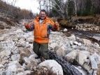 Прошли реку Срамную