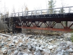 Мосты на 110-ом зимнике