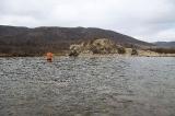 Брод реки Баргузин