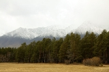 Горы Баргузинского хребта