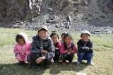 Монгольские дети