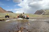 Форсирование реки Их-Ойгорын-Гол