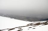 Вид с перевала на плато Укок