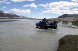 Форсирование реки Цаган-Гол
