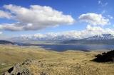 Вид на озеро Хотон-Нур