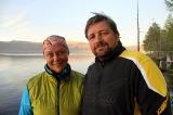 Днёвка на озере Хотон-Нур