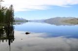 Озеро Хотон-Нур