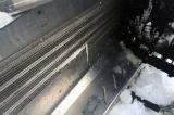 Ремонт радиатора снегохода