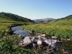 Долина реки Тогускол